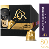 Capsules double dose Grand Assortiment