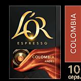 Espresso Colombia