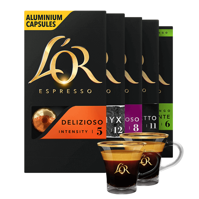 Maxi Assortiment + 2 Tasses
