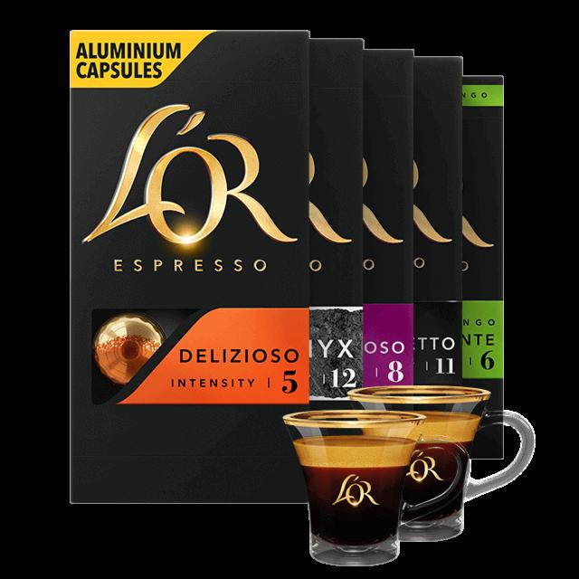Grand Assortment XL + 2 cups