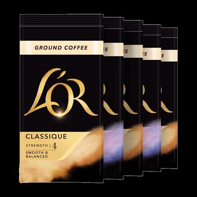Ground Coffee Selection