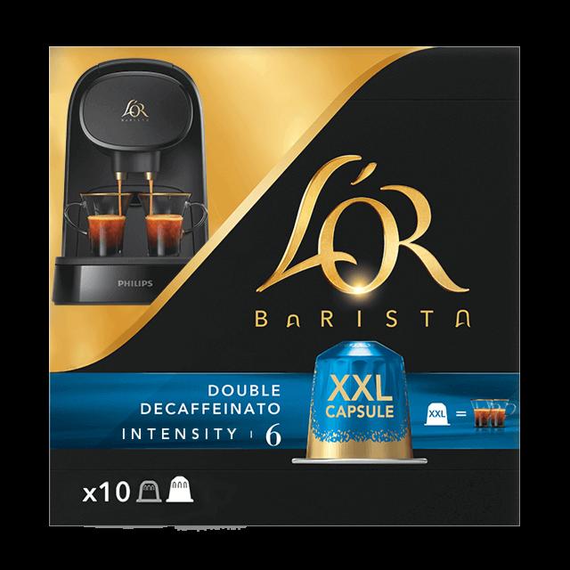 Double Espresso Decaffeinato