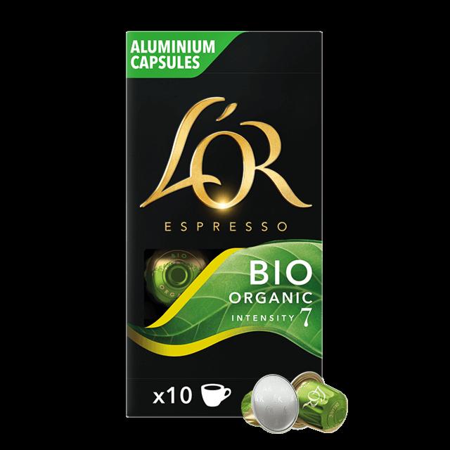 Espresso BIO Orgànic - Elegant