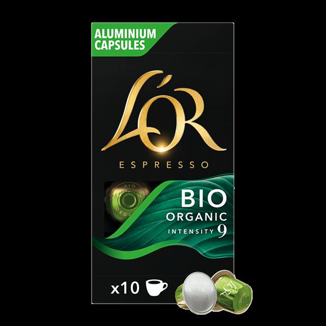Espresso BIO Organic -  Intensa
