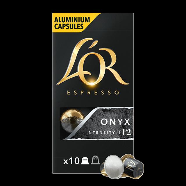 Cápsulas Espresso Onyx