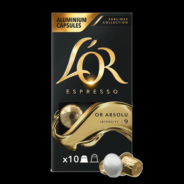 Espresso Or Absolu