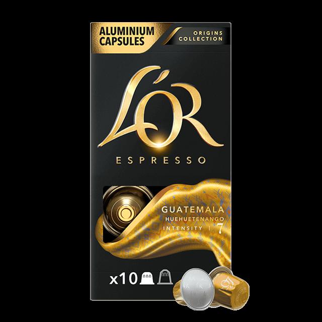 Espresso Guatemala