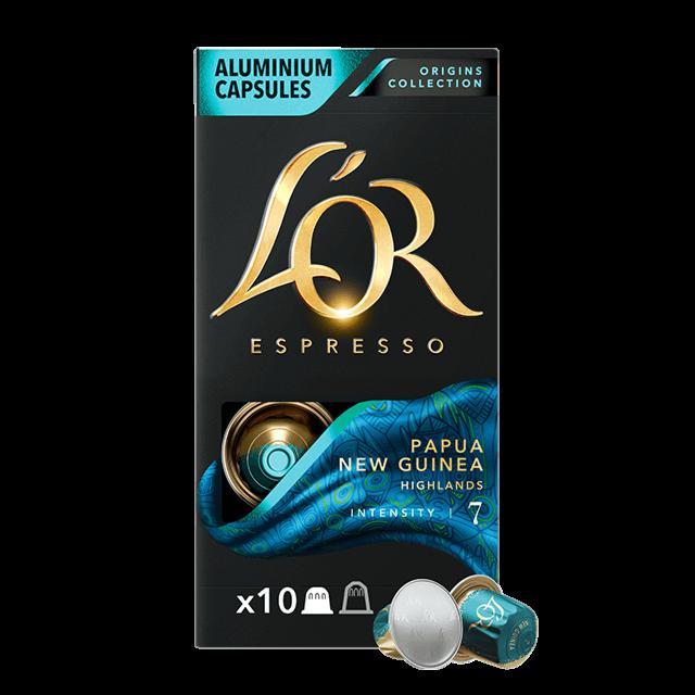 Capsules Espresso Papua New Guinea