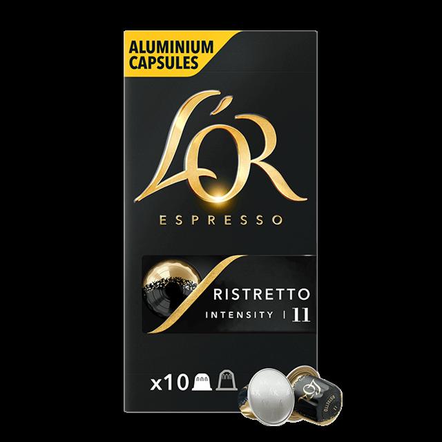 Cápsulas Espresso Ristretto