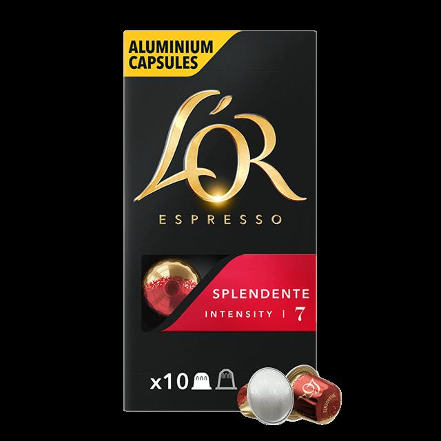 Capsules Espresso Splendente