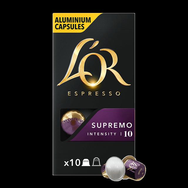 Càpsules Espresso Supremo
