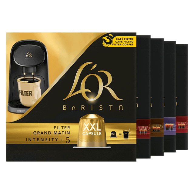 Grand Assortiment Capsule Double
