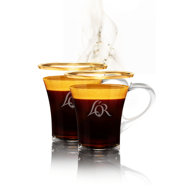2 lungo cups