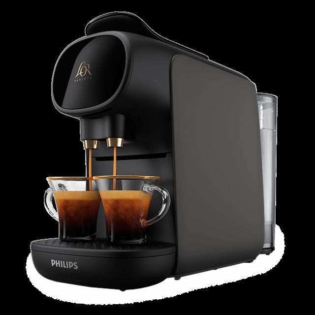 Machines à café L'OR BARISTA® Sublime - Cashmere Gris