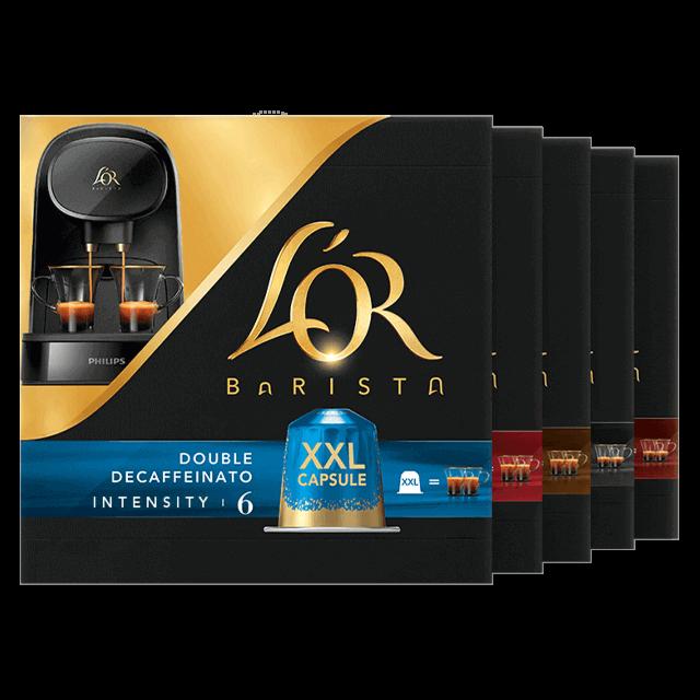 Selection Espressos Capsule Double