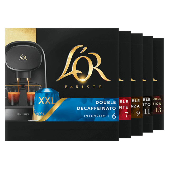 Selection Espressos Capsule Double
