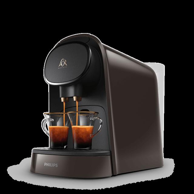 Machines à café L'OR BARISTA® - Moonstone Gris