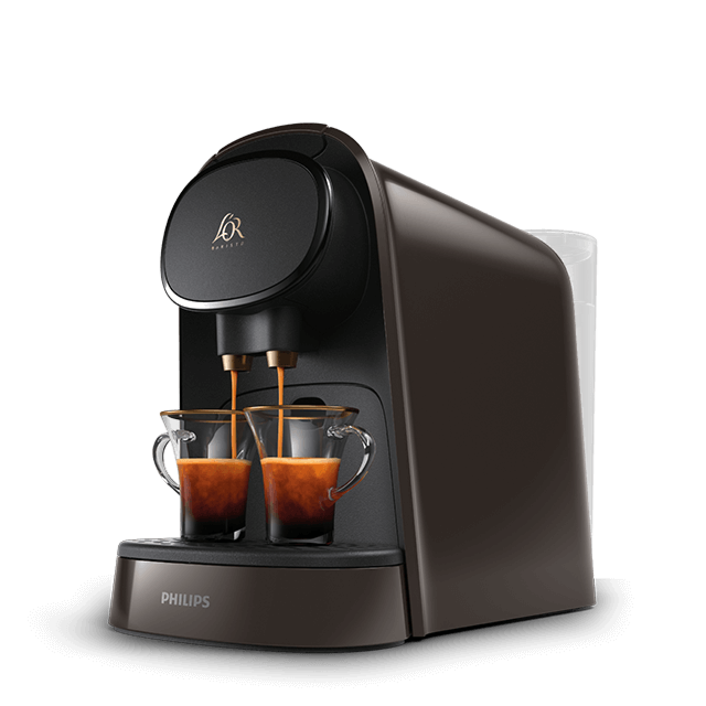 L'OR BARISTA Moonstone Gris koffiemachine