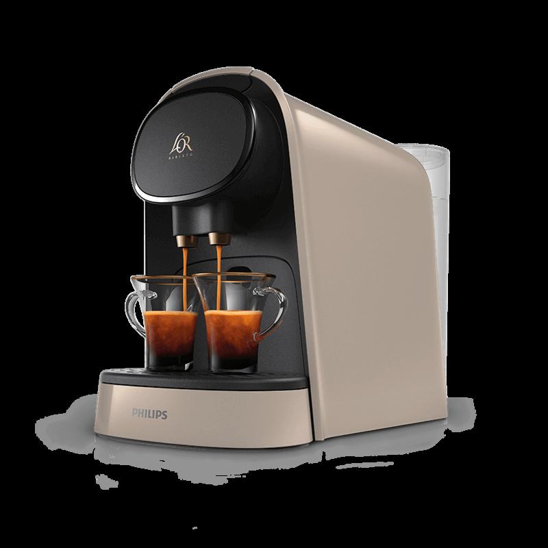 Machines à café L'OR BARISTA Silky Beige