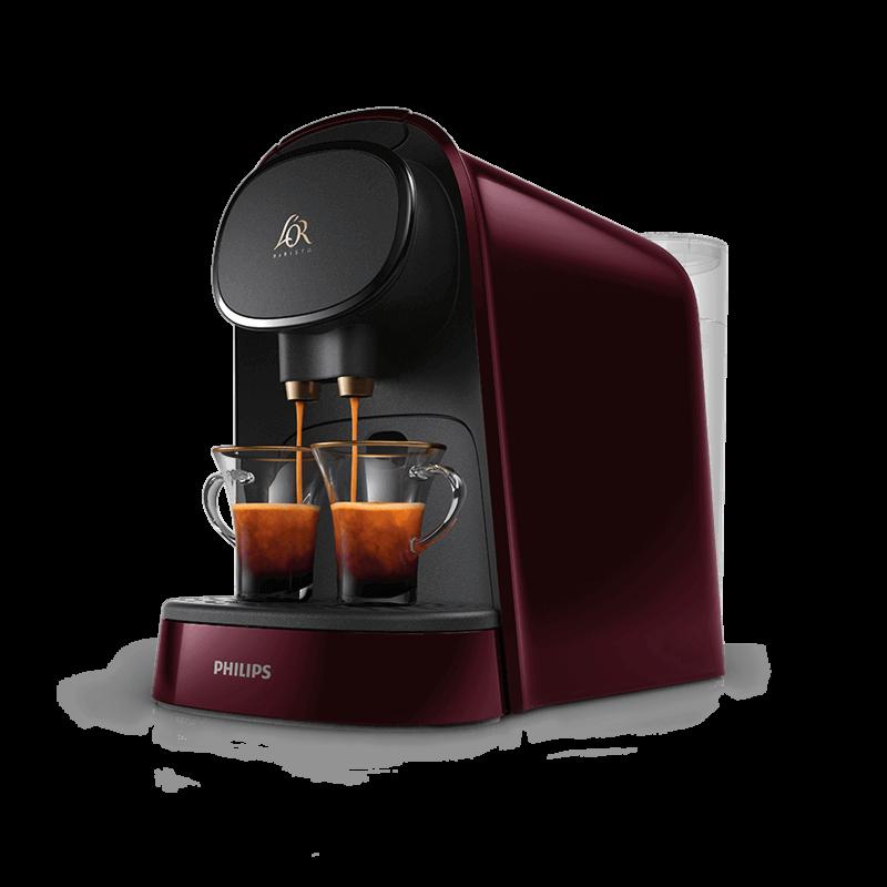 Machine à café L'OR BARISTA Velvet Rouge