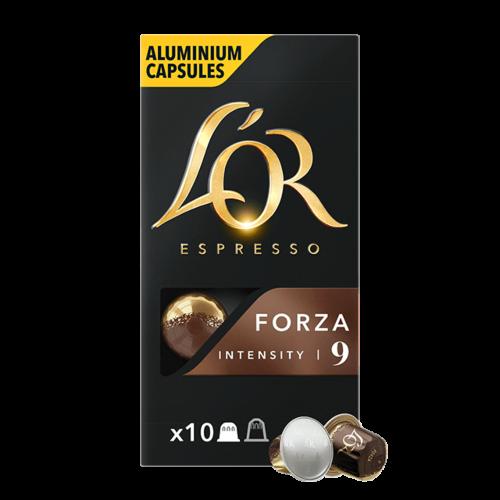 Càpsules Espresso Forza