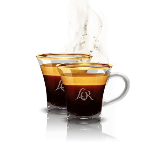 2 Tazzine da Caffè Espresso