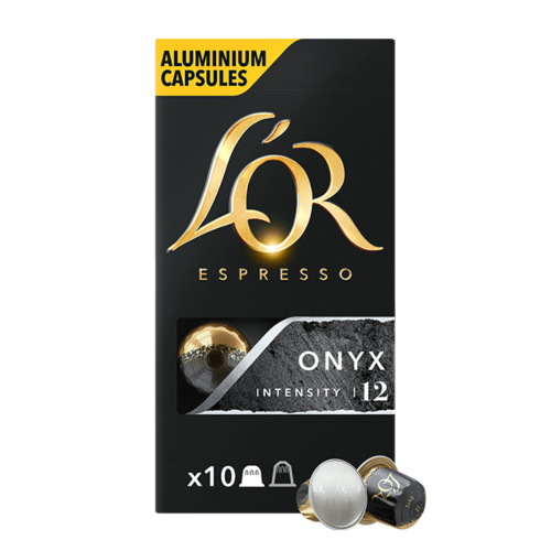 Càpsules Espresso Onyx