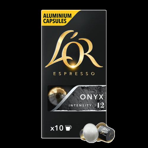 Capsules Espresso Onyx
