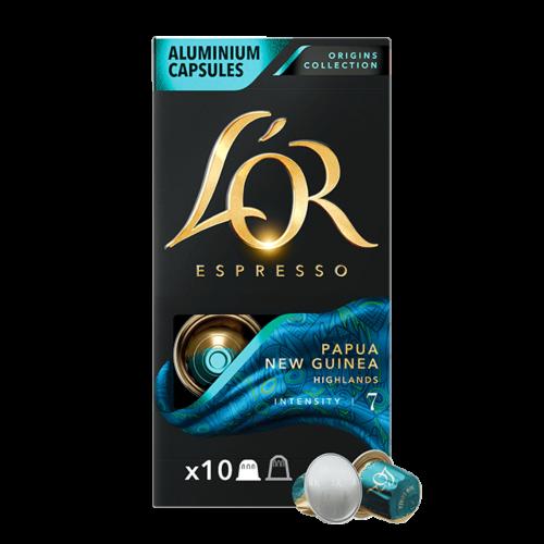 Kapseln Espresso Papua New Guinea