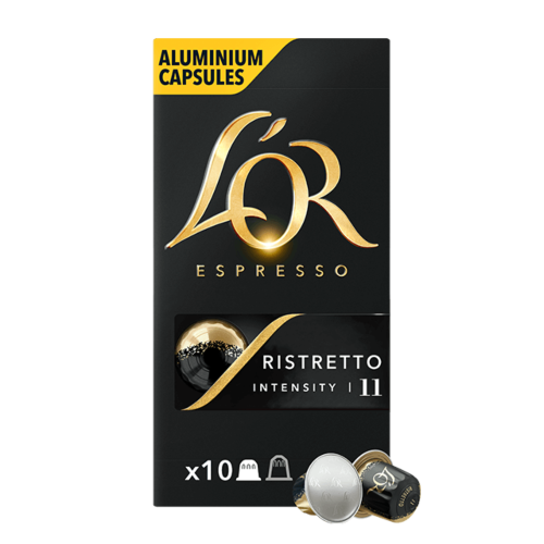 Capsules Espresso Ristretto