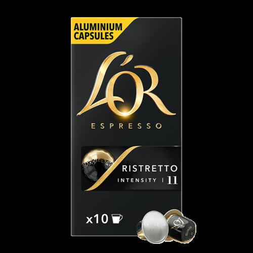 Càpsules Espresso Ristretto