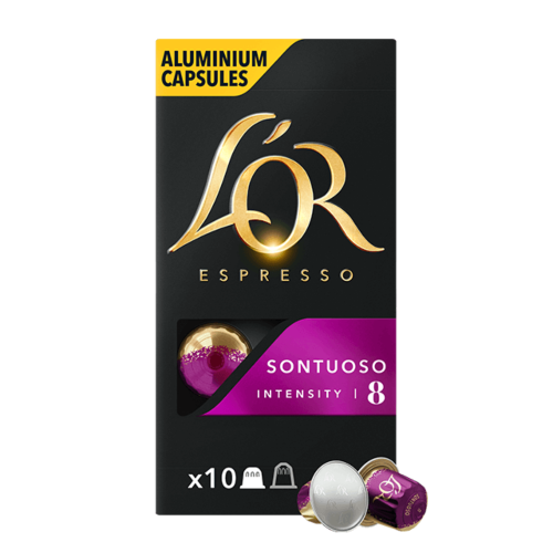 Espresso Sontuoso