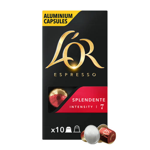 Kapseln Espresso Splendente