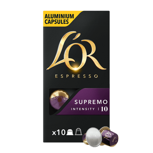 Capsules Espresso Supremo