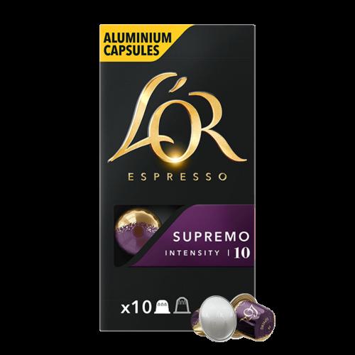 Kapseln Espresso Supremo
