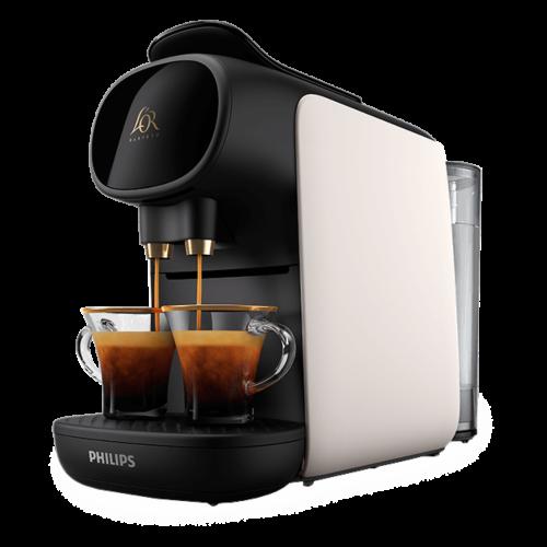 Machines à café L'OR BARISTA® Sublime - Satin Blanc