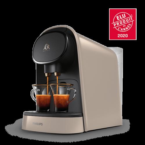 Machines à café L'OR BARISTA® - Silky Beige