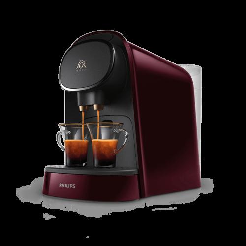 Machines à café L'OR BARISTA® Original - Velvet Rouge